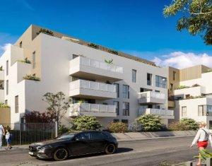 Achat / Vente programme immobilier neuf Vénissieux à 400m du nouveau Tram T6 (69200) - Réf. 5626