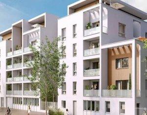 Achat / Vente programme immobilier neuf Vénissieux à deux pas de Parilly (69200) - Réf. 5498
