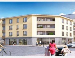 Achat / Vente programme immobilier neuf Vénissieux au coeur centre-ville (69200) - Réf. 3496