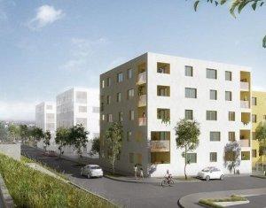 Achat / Vente programme immobilier neuf Vénissieux proche commerces et 20 minutes de Lyon (69200) - Réf. 764