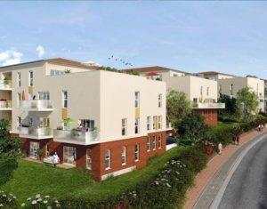 Achat / Vente programme immobilier neuf Vernaison proche centre et gare (69390) - Réf. 295