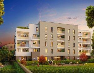 Achat / Vente programme immobilier neuf Villefranche-sur-Saône à deux pas du centre (69400) - Réf. 1092