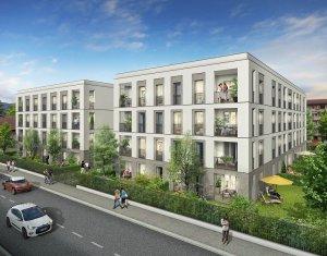 Achat / Vente programme immobilier neuf Villefranche-Sur-Saône Boulevard Antonin Lassalle (69400) - Réf. 4154