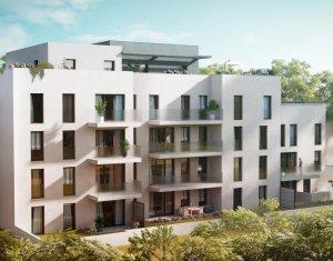 Achat / Vente programme immobilier neuf Villeurbanne aux portes de Montchat (69100) - Réf. 2229