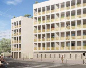 Achat / Vente programme immobilier neuf Villeurbanne proche centre hospitalier Médipôle (69100) - Réf. 3902