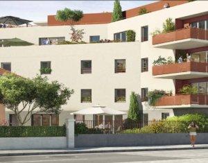 Achat / Vente programme immobilier neuf Villeurbanne proche des Gratte-Ciel (69100) - Réf. 3901