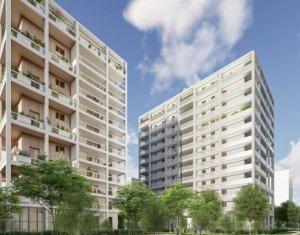 Achat / Vente programme immobilier neuf Villeurbanne proche métro A Flachet (69100) - Réf. 5544