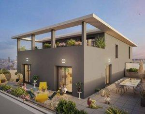 Achat / Vente programme immobilier neuf Villeurbanne proche Montchat (69100) - Réf. 3060