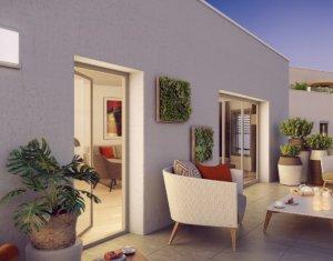 Achat / Vente programme immobilier neuf Villeurbanne proche secteur Gratte-Ciel (69100) - Réf. 5866