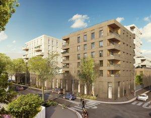 Achat / Vente programme immobilier neuf Villeurbanne quartier Gratte-Ciel (69100) - Réf. 4132