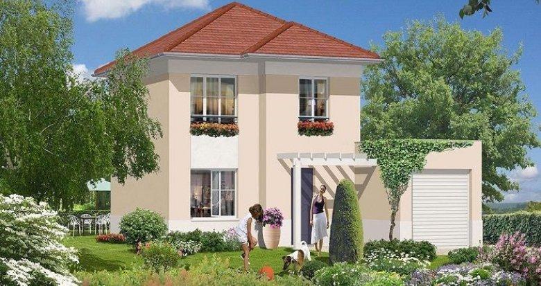 Achat / Vente programme immobilier neuf Albigny-sur-Saône proche du cœur de village (69250) - Réf. 1290