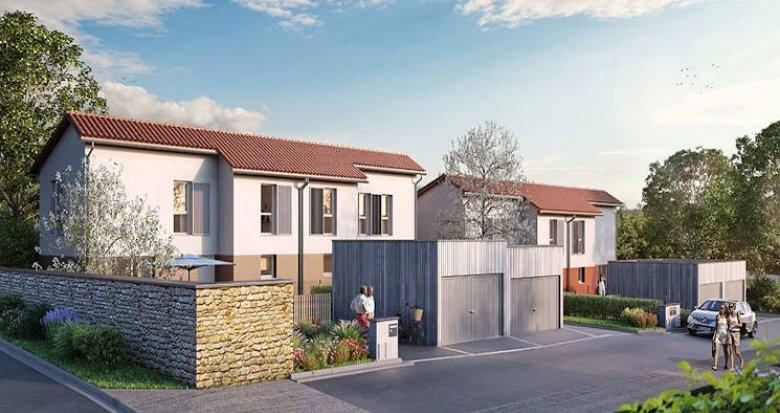 Achat / Vente programme immobilier neuf Bagnols au coeur du Beaujolais (69620) - Réf. 3607
