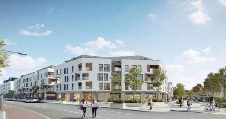 Achat / Vente programme immobilier neuf Brignais au cœur du centre-ville (69530) - Réf. 5104