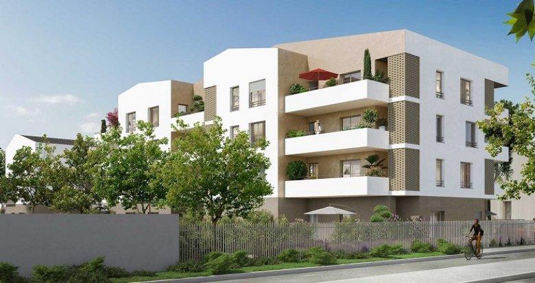 Achat / Vente programme immobilier neuf Brignais proche Tram-Train (69530) - Réf. 3443