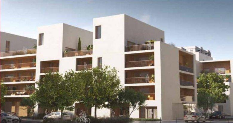 Achat / Vente programme immobilier neuf Bron au cœur quartier le Champ des Possibles (69500) - Réf. 4343