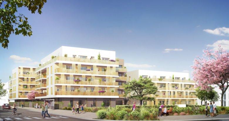 Achat / Vente programme immobilier neuf Bron proche de Lyon (69500) - Réf. 2828
