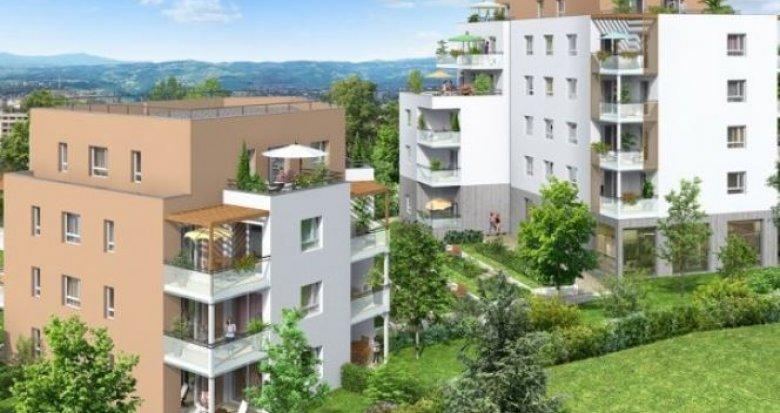 Achat / Vente programme immobilier neuf Caluire Pasteur (69300) - Réf. 1347