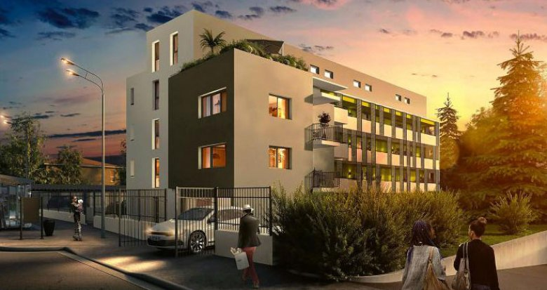 Achat / Vente programme immobilier neuf Caluire proche commerces (69300) - Réf. 2370