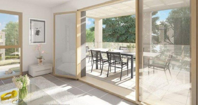 Achat / Vente programme immobilier neuf Caluire proche quai Clémenceau (69300) - Réf. 613