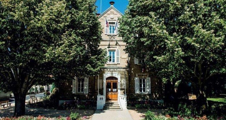 Achat / Vente programme immobilier neuf Champagne-au-Mont-d'Or à 10 minutes de Lyon ambiance village (69410) - Réf. 757
