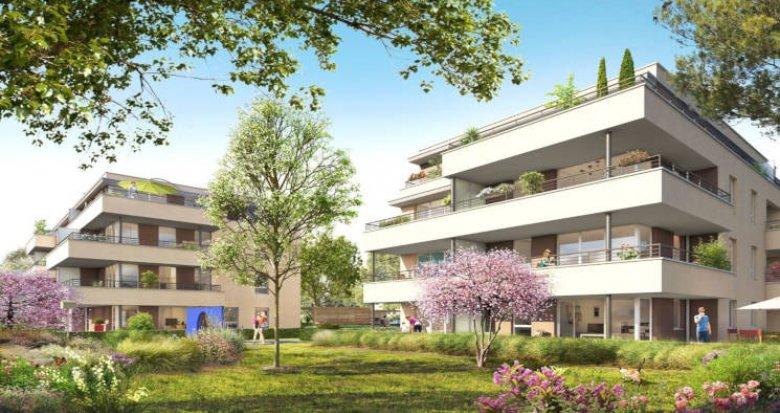 Achat / Vente programme immobilier neuf Champagne-au-Mont-d'Or proche hypercentre (69410) - Réf. 4521
