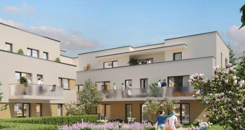 Achat / Vente programme immobilier neuf Charbonnière-les-Bains proche des commerces (69260) - Réf. 4374
