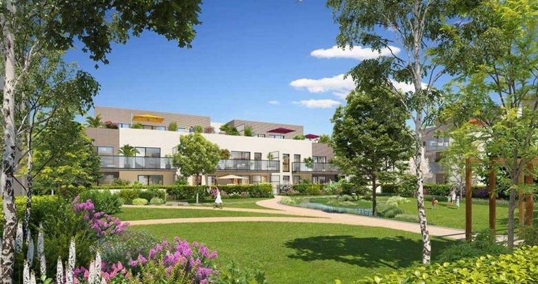Achat / Vente programme immobilier neuf Charbonnières-les-Bains proche de Lyon (69260) - Réf. 3372