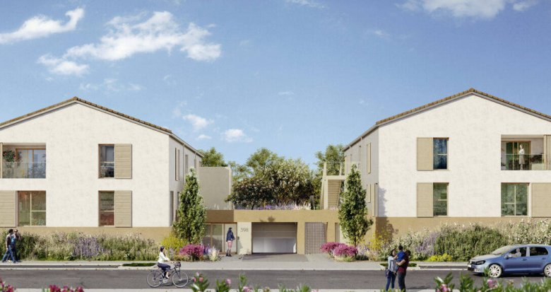 Achat / Vente programme immobilier neuf Charly proche du centre-bourg (69390) - Réf. 6277