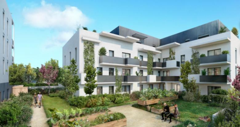 Achat / Vente programme immobilier neuf Chassieu proche des commodités (69680) - Réf. 5283
