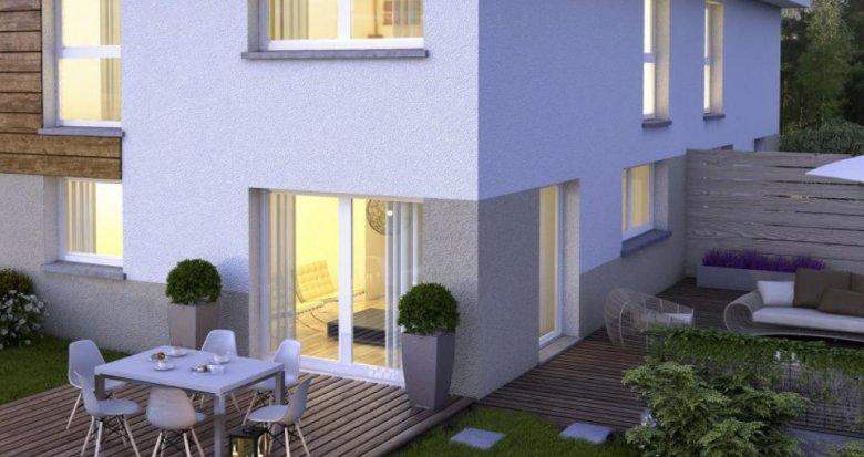 Achat / Vente programme immobilier neuf Collonge au Mont d'Or proche quartier résidentiel (69660) - Réf. 394