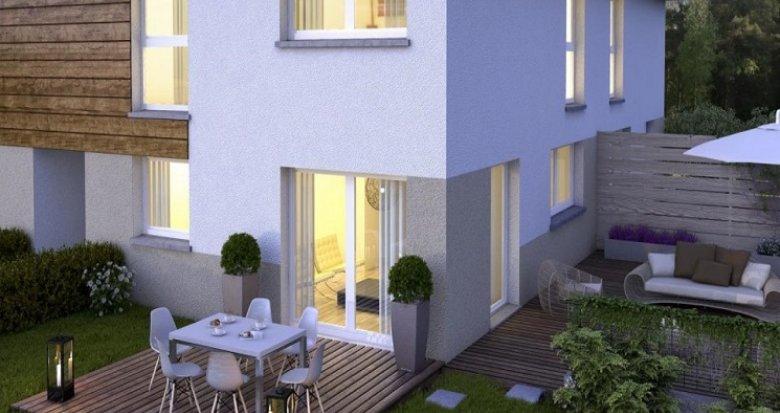 Achat / Vente programme immobilier neuf Collonges-au-Mont-d'Or 15 minutes de Lyon (69660) - Réf. 571