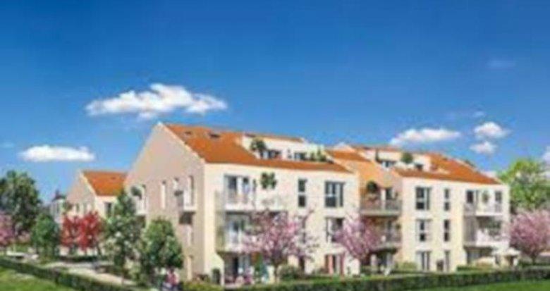 Achat / Vente programme immobilier neuf Corbas proche centre-ville (69960) - Réf. 3524