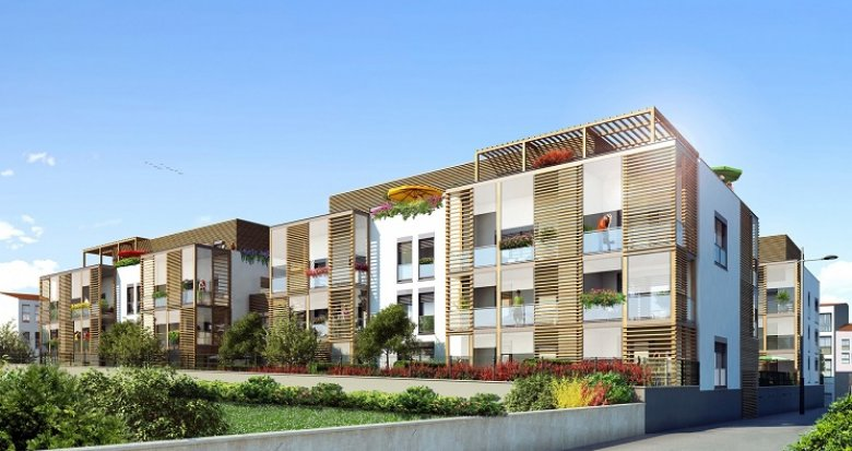 Achat / Vente programme immobilier neuf Écully 10 minutes Lyon (69130) - Réf. 986