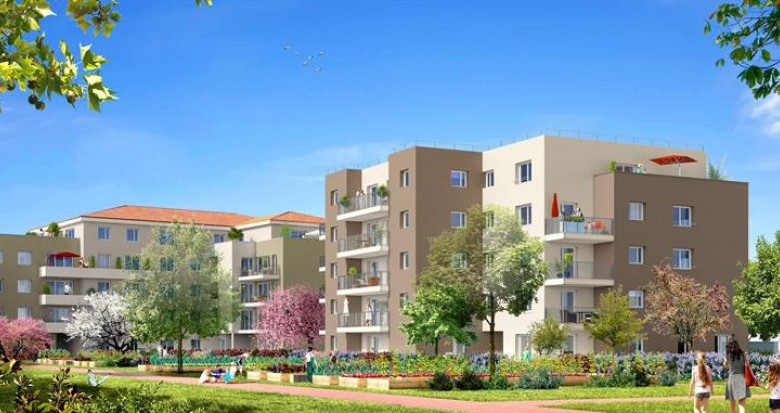 Achat / Vente programme immobilier neuf Ecully proche centre (69130) - Réf. 1370