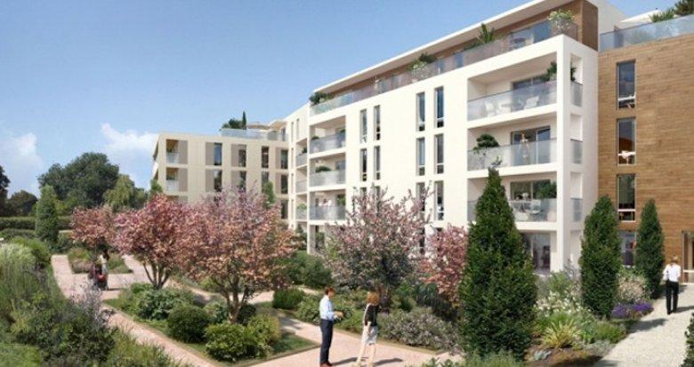 Achat / Vente programme immobilier neuf Écully proche centre (69130) - Réf. 302