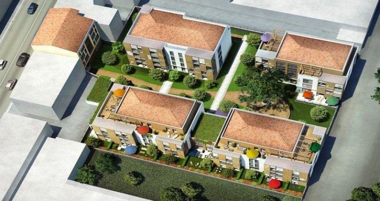 Achat / Vente programme immobilier neuf Ecully proche centre et 10 minutes de Bellecour (69130) - Réf. 1456