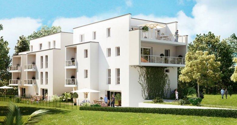 Achat / Vente programme immobilier neuf Écully proche coeur village (69130) - Réf. 301