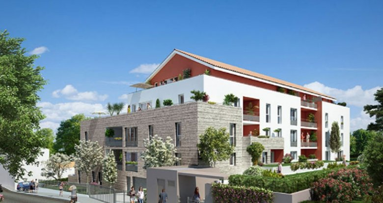 Achat / Vente programme immobilier neuf Feyzin face au Parc de l'Europe (69320) - Réf. 1374