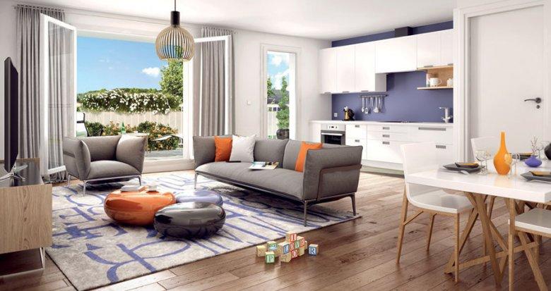 Achat / Vente programme immobilier neuf Fontaines-sur-Saône proche Caluire (69270) - Réf. 765