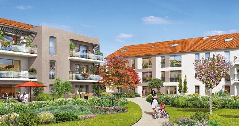 Achat / Vente programme immobilier neuf Francheville au coeur du village (69340) - Réf. 1286