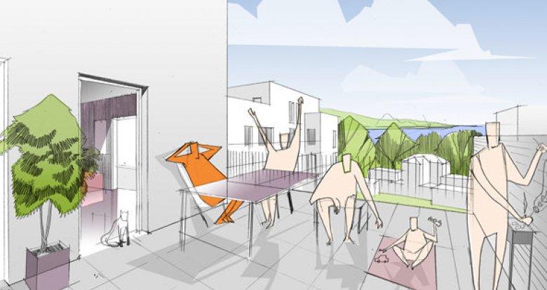 Achat / Vente programme immobilier neuf Givors à 3 min du centre-ville (69700) - Réf. 1620