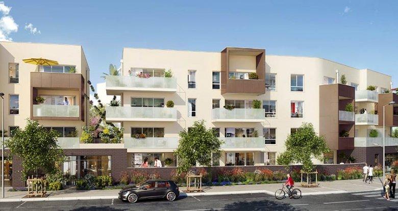 Achat / Vente programme immobilier neuf Givors à côté de la gare du centre (69700) - Réf. 840