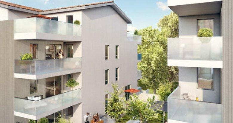 Achat / Vente programme immobilier neuf Irigny centre-ville (69540) - Réf. 2377