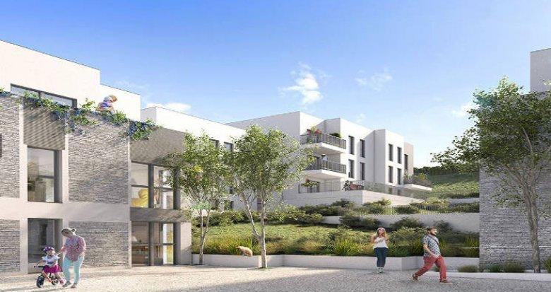 Achat / Vente programme immobilier neuf Irigny proche centre-ville (69540) - Réf. 3871