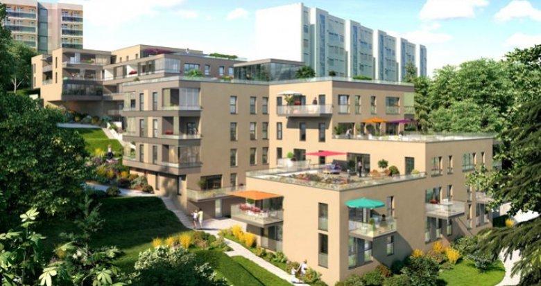 Achat / Vente programme immobilier neuf La Mulatière proche commodités (69350) - Réf. 443