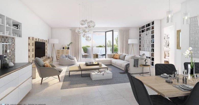 Achat / Vente programme immobilier neuf La Tour-de-Salvagny au coeur de la ville (69890) - Réf. 5983