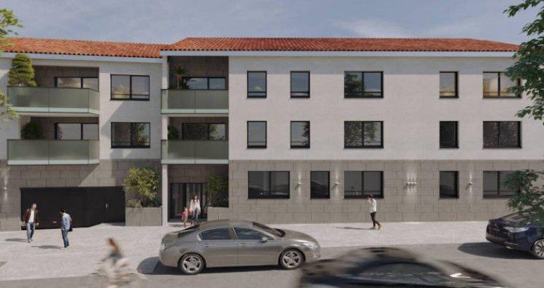 Achat / Vente programme immobilier neuf La Tour-de-Salvagny coeur de ville (69890) - Réf. 3839
