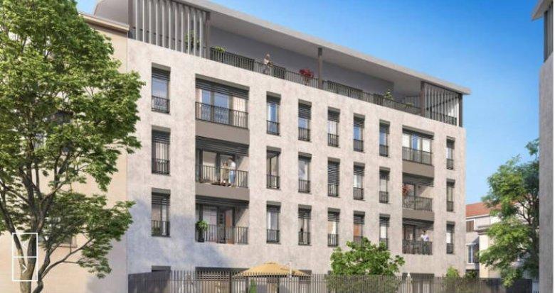 Achat / Vente programme immobilier neuf Lyon 01 proche quai Saint-Vincent (69001) - Réf. 4513