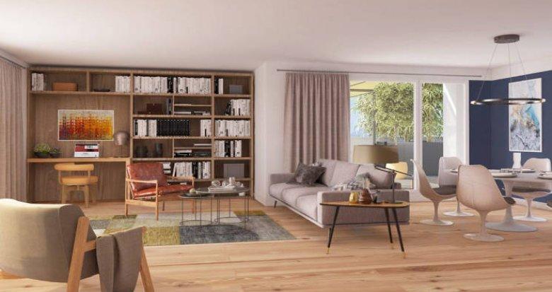 Achat / Vente programme immobilier neuf Lyon 03 à deux pas du métro (69003) - Réf. 4738