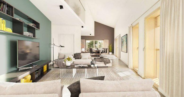Achat / Vente programme immobilier neuf Lyon 03 au cœur du quartier prisé de Montchat (69003) - Réf. 5504